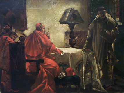 """In his famous story within a story about the Grand Inquisitor, Dostoyevsky has the Grand Inquisitor explain how """"miracles, mystery, and authority"""" are used to addle the wits of others."""