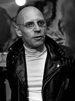 What does Michel Foucault have to do with planetary science?