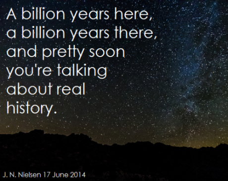 billion years
