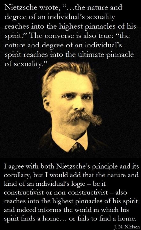 Nietzsche sexuality
