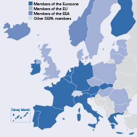 Euro Grand Strategy The View From Oregon - Belgium eurozone map