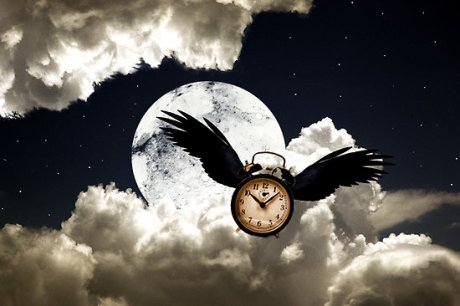 Time flies, as we say, and as it flies we develop temporally, passing through stages of time consciousness.