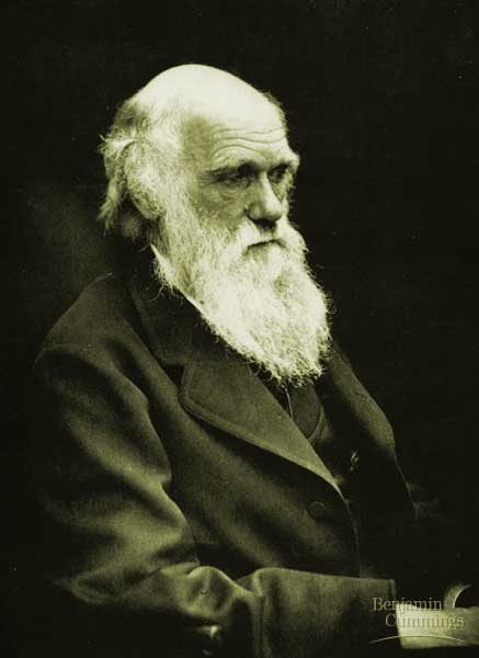 Charles Darwin, in formulating a thorough-going scientific biology, gave the world its first non-theological formulation of biology.