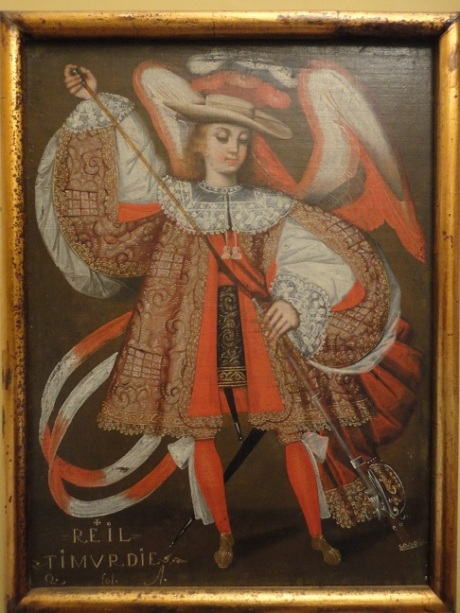 Spanish Colonial Art Grand Strategy The View From Oregon