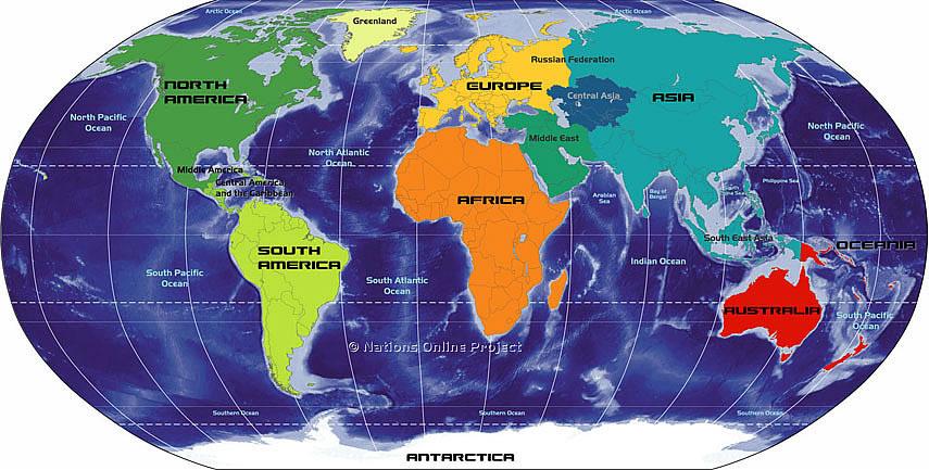 The Scandinavian Continent