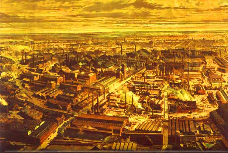 industrialization thesis