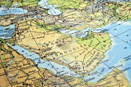 Arabian peninsula grand strategy the view from oregon the continuity sciox Gallery