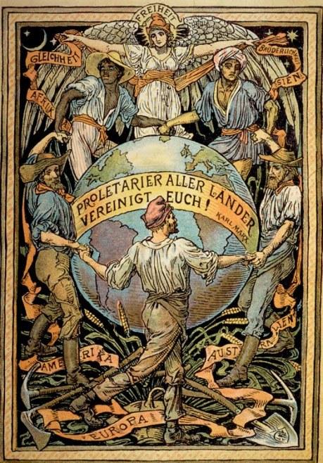 Proletarians walter crane
