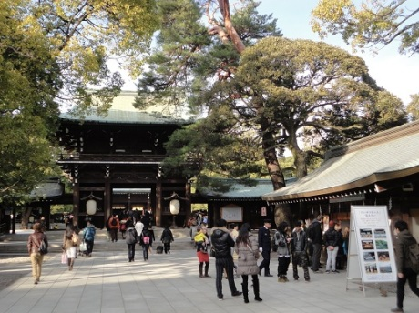 Meiji shrine 4