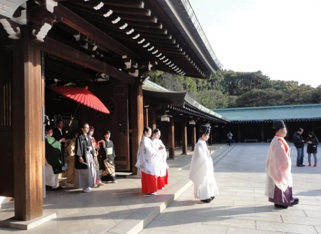 Shinto wedding 1