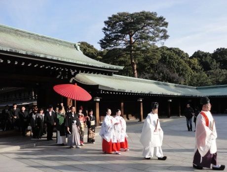 Shinto wedding 2