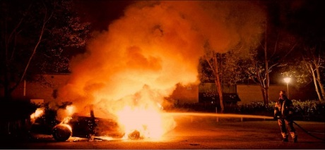 Stockholm riot
