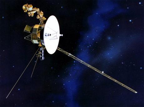 Although the Voyager I spacecraft is traveling in excess of 38,000 MPH, even at this speed it is a very slow trip to another star.