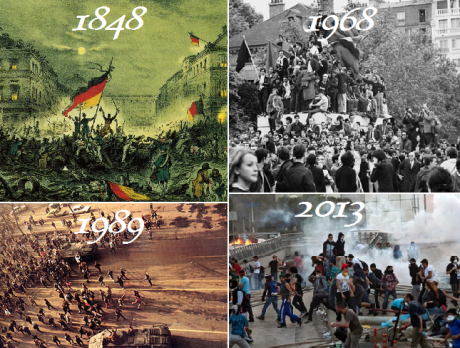 revolutionary years with dates