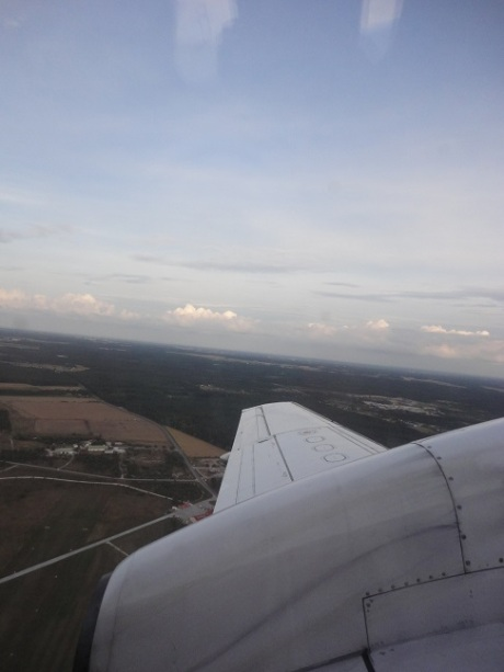 ...leaving Gotland...