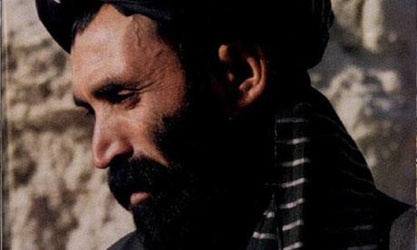 Mullar Omar pictured 2001