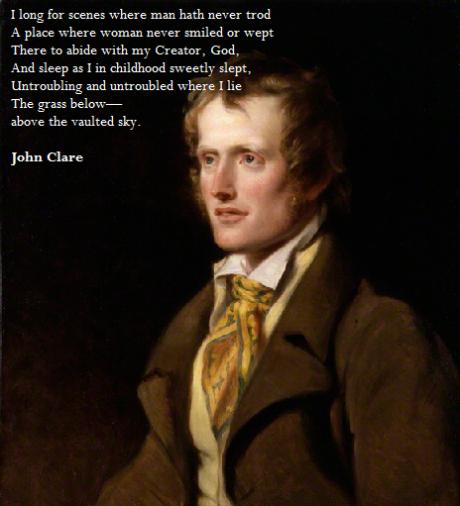 John Clare I am