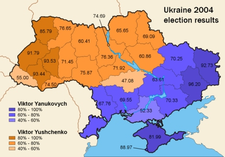 ukraine 2004 election