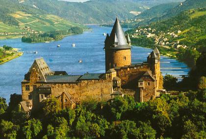 rhine castle