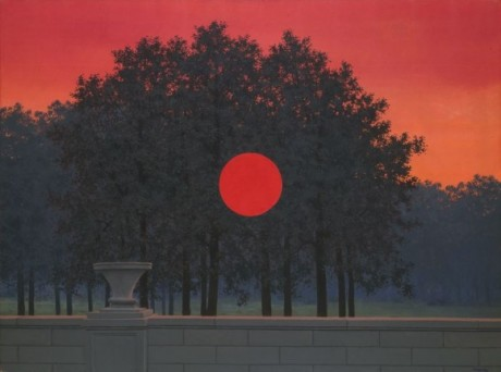 Magritte The Banquet 1958