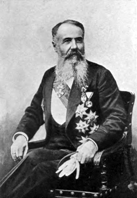 Nikola P. Pašić, several times Prime Minister of the Kingdom of Serbia, including the period 1912-1918.