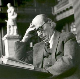 Isaiah Berlin (1909–1997)