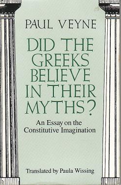 Veyne Did the Greeks