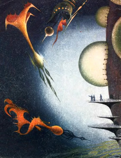 What unforeseen forces will shape human life and civilization in the future? (First Contact, by Nikolai Nedbailo)