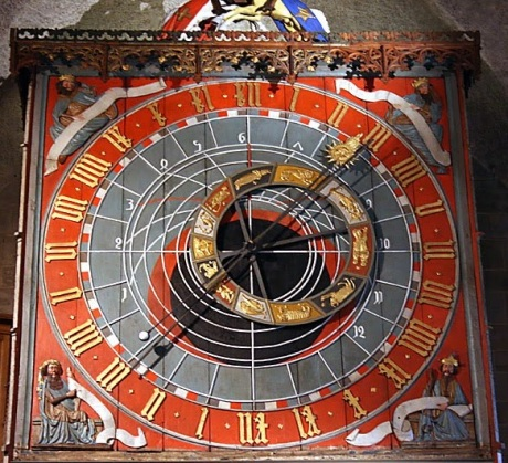 Lund Astronomical Clock