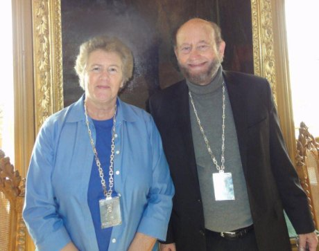 Pippa Norris and Ronald Inglehart