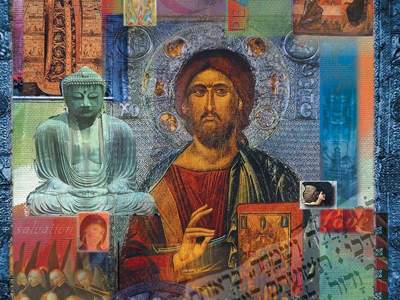 a comparison of teaching of jesus christ and buddha Comparison chart buddhism christianity there is no divine being or supreme creator attain enlightenment or nirvana through following the teachings of buddha attain salvation through loving god and obeying his commandments revealed by jesus christ.