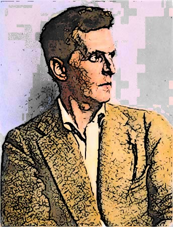 Wittgenstein - cartoon