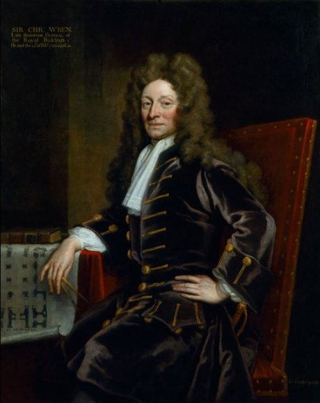 Sir Christopher Michael Wren