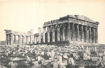 Ancient-Greece-Ruins-Vintage-Postcards