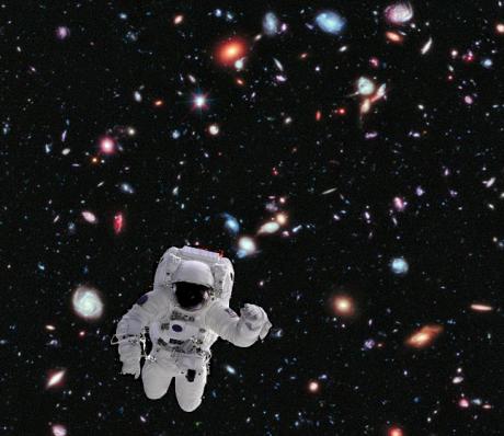 deep field astronaut 2