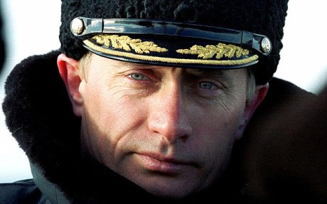 Vladimir Putin: compensating for Russian geopolitical weakness?
