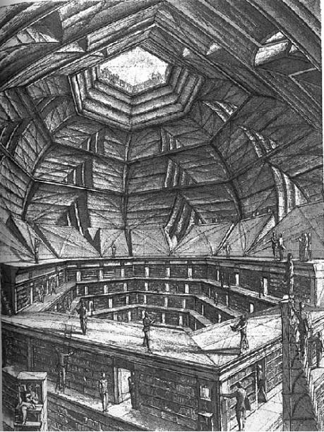 Salle hexagonale