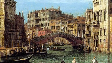 Another image of Venice by Canaletto.