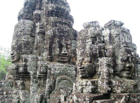 AngkorThom Bayon