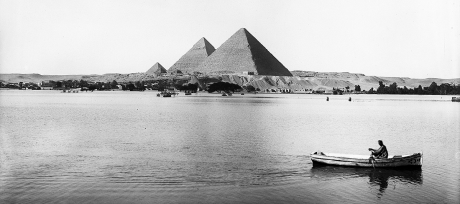 The Nile River Valley made Egyptian civilization possible, sheltered it, and also isolated it.