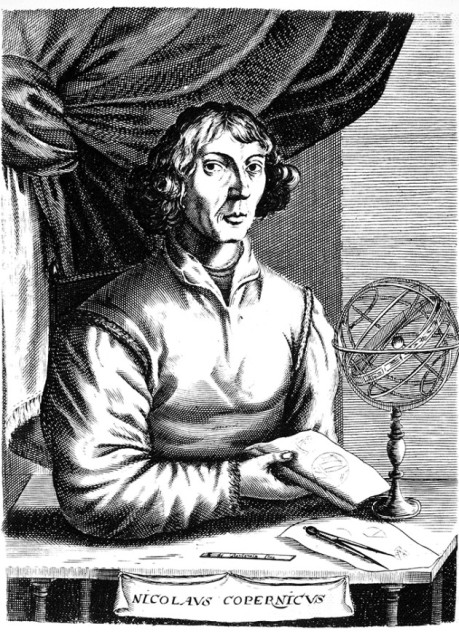 Copernicus stands at the beginning of the scientific revolution, and he stands virtually alone.