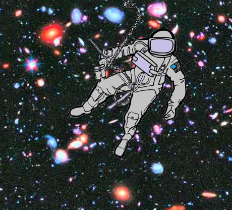 deep field astronaut 3