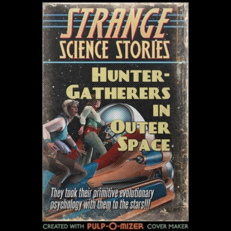 hunter-gatherers in outer space