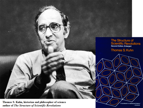 Thomas Kuhn changed the way that we think about scientific revolutions.