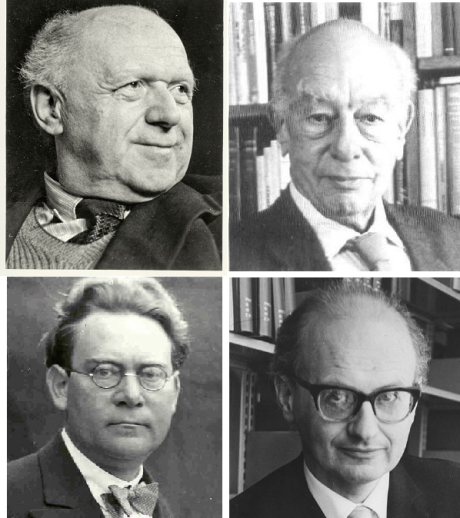 Otto Neurath, W. V. O. Quine, Hans Reichenbach, and Imre Lakatos all used the idea of rational reconstruction.