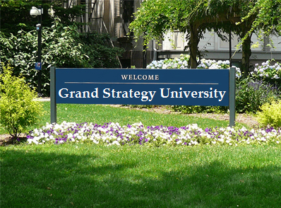 grand strategy university