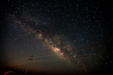 stars-and-powerlines